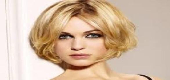 nuovi tagli capelli medi glamour   tendenza inverno