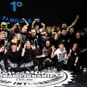 La Familia, primo posto Megacrew HHI