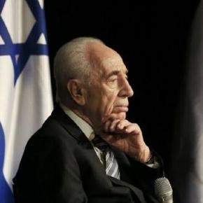 Shimon Peres, ex presidente israeliano